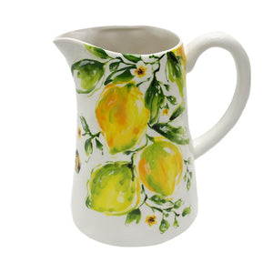 Lemon Pitcher