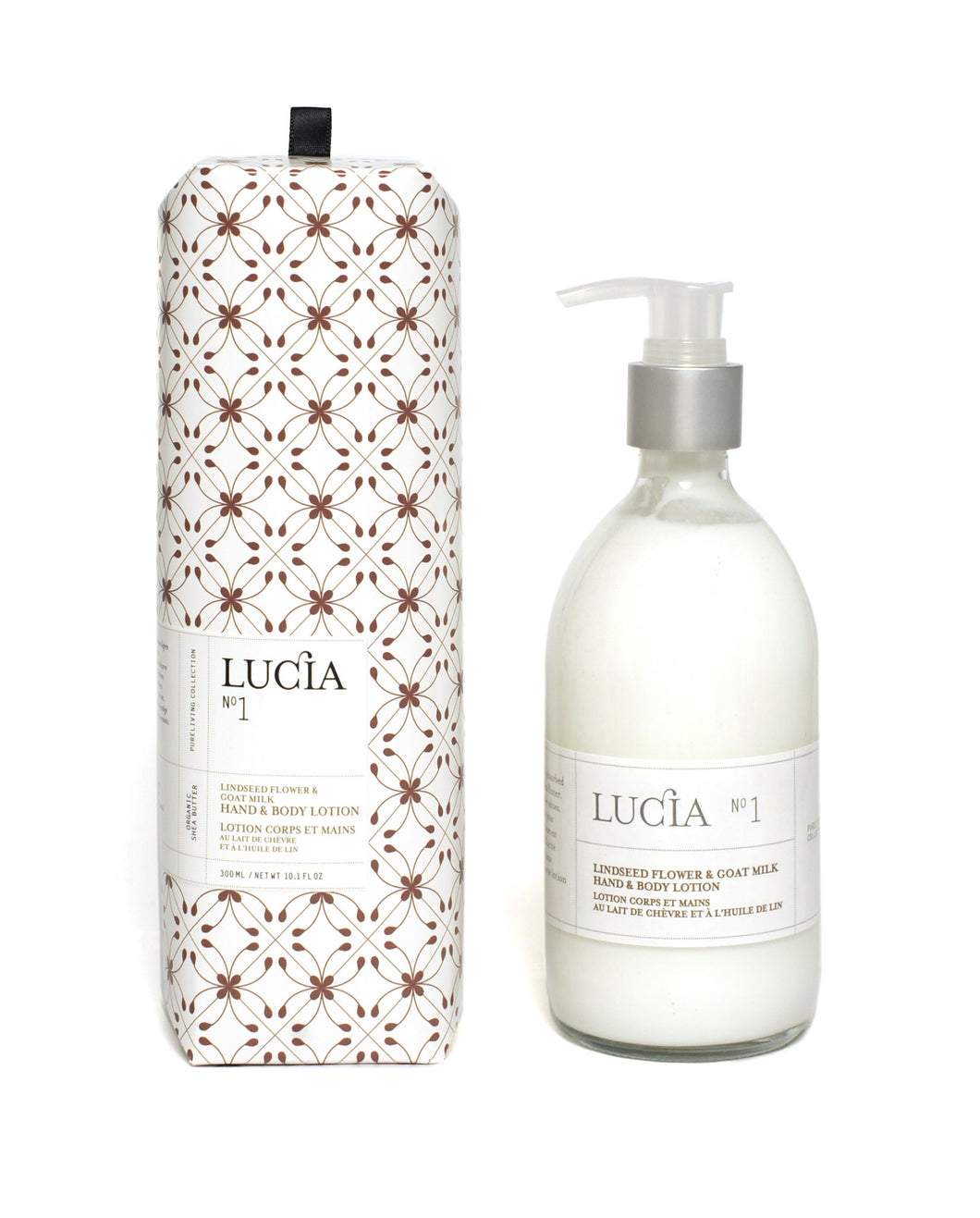 N°1 Goat Milk & Lindseed Flower Hand Lotion