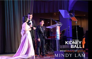 Mindy Lam x National Kidney Foundation