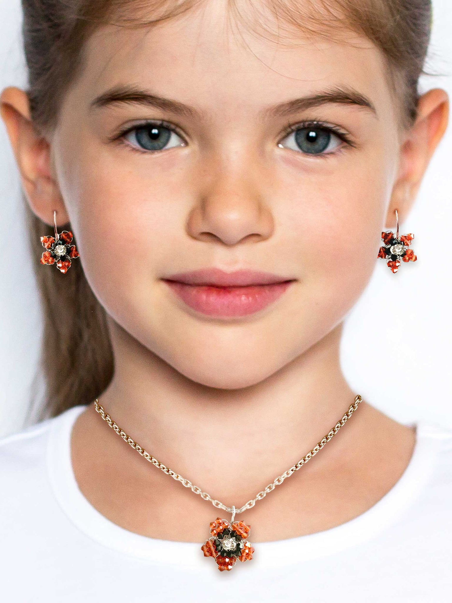 NKF X-Small Earrings Only (Child Size Earrings)