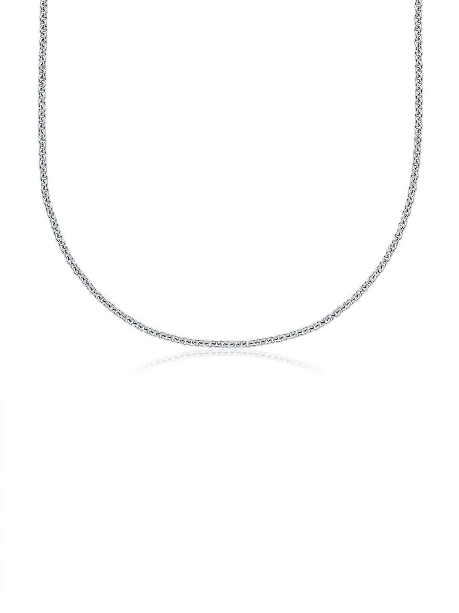 Single Sterling Silver chain