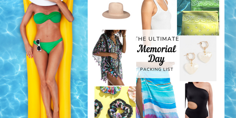 Memorial Day Packing List