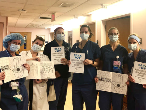 Northern Westchester Hospital Coloring Books