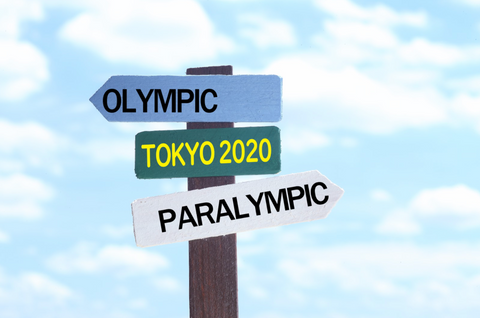 Olympic games, Paralympic games