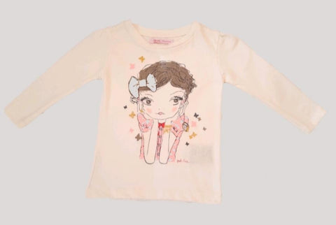 long sleeve tee for girls