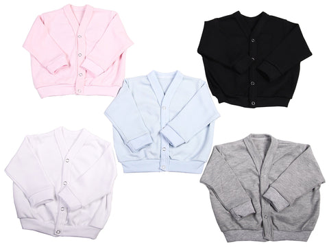 Long Sleeved Baby Cardigans