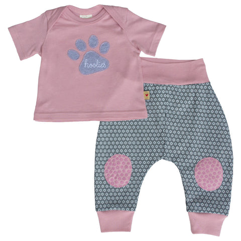 Baby Paw set with knee pads