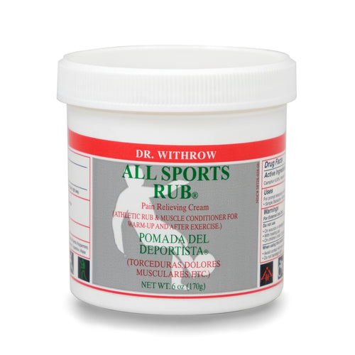 All Sports Rub - Pomada del Deportista - front image