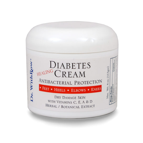 Diabetes Cream - front image