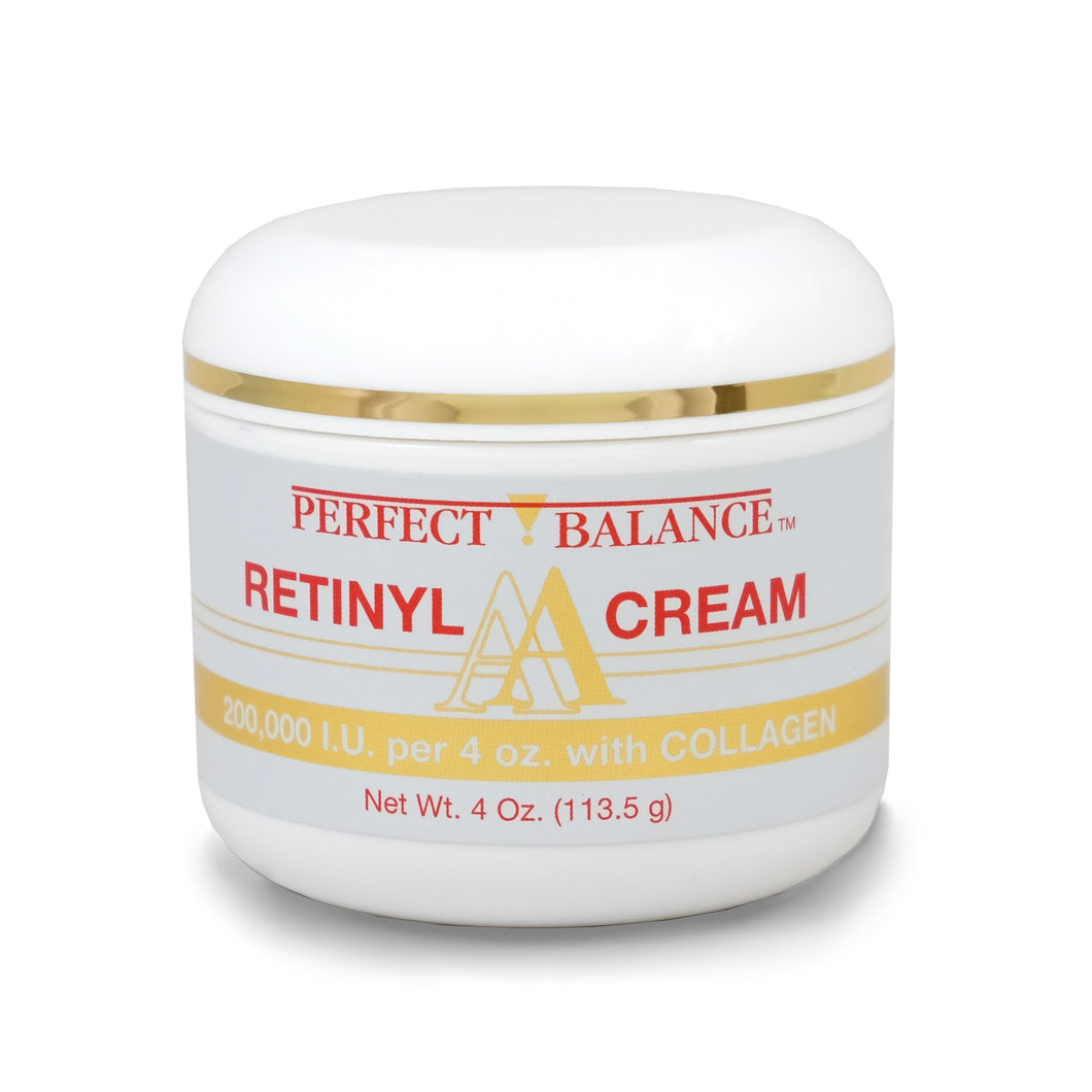 Retinyl A Cream with Collagen - front image