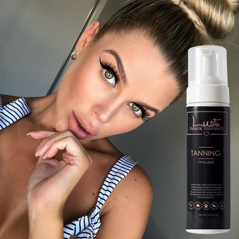 Skye Wheatley - Tanning Mousse