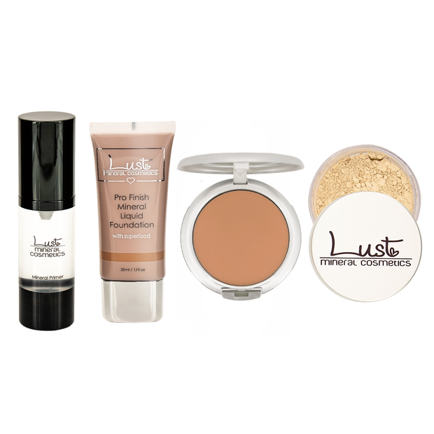 Dry Skin Full Coverage Bundle