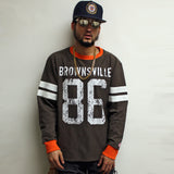 Iron Mike Brownsville Flag Football Jersey