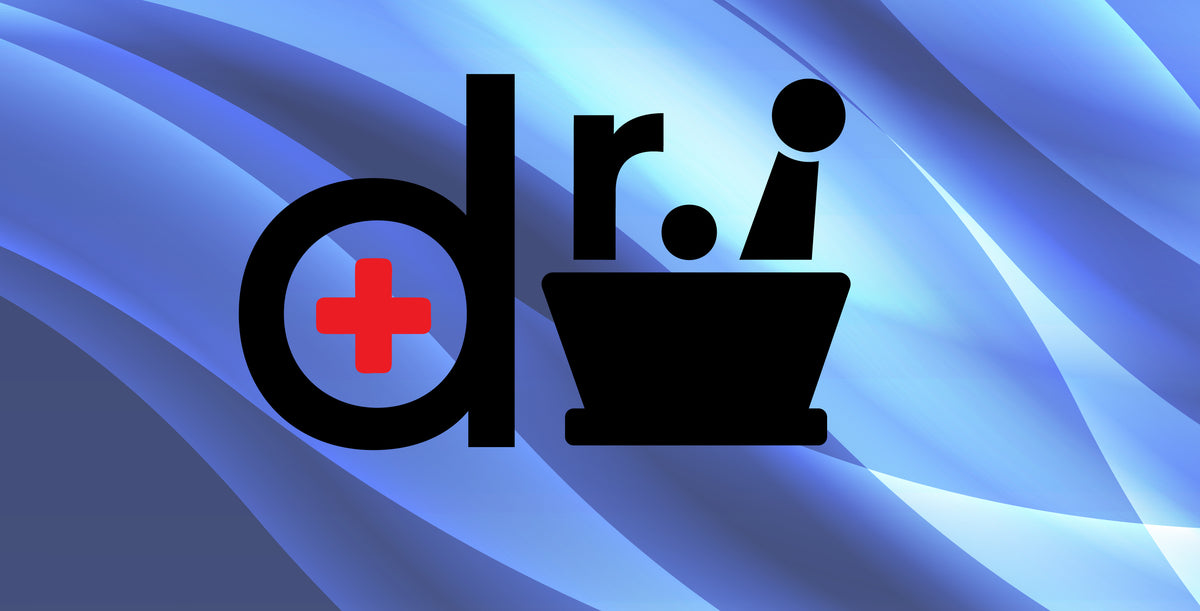DRI Logo With Color Background