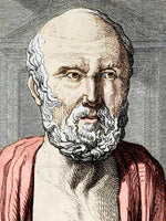 Hippocrates Image (Face)