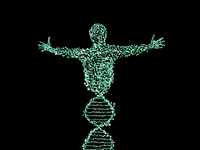 DNA Human Picture
