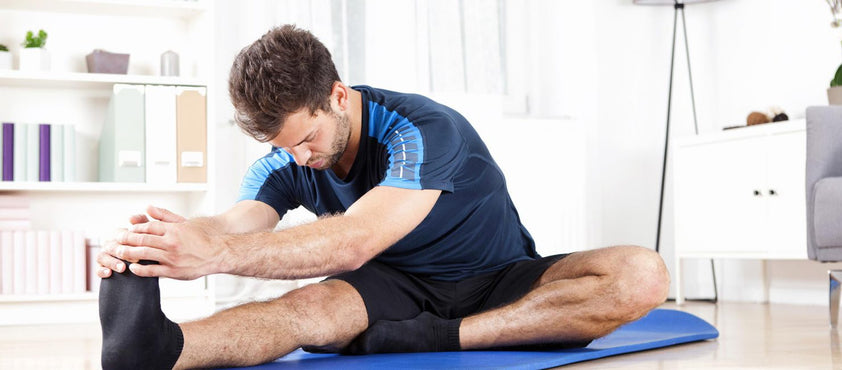 5 Fitness Workout Routine for Men to Do at Home