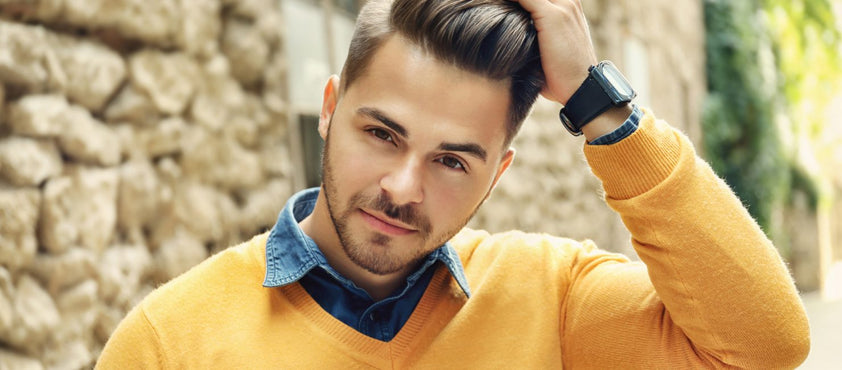 Cool Hairstyles for Men to Flaunt this Monsoon – Awesome Men Cinthol