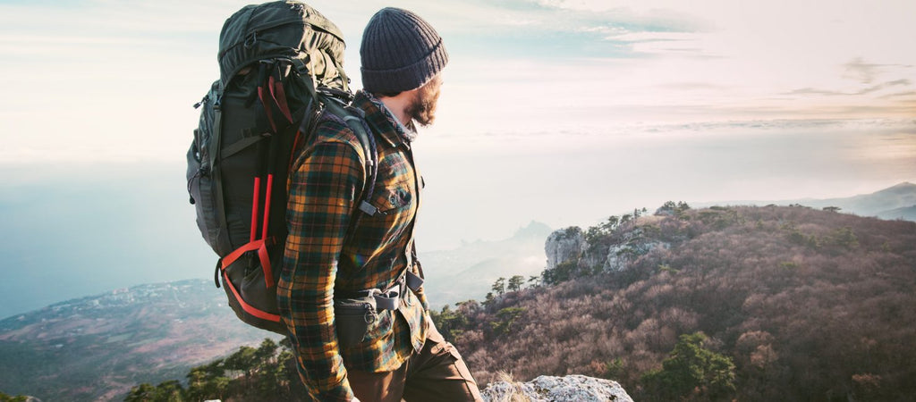 Trekking Travel Essentials for Men – Awesome Men Cinthol