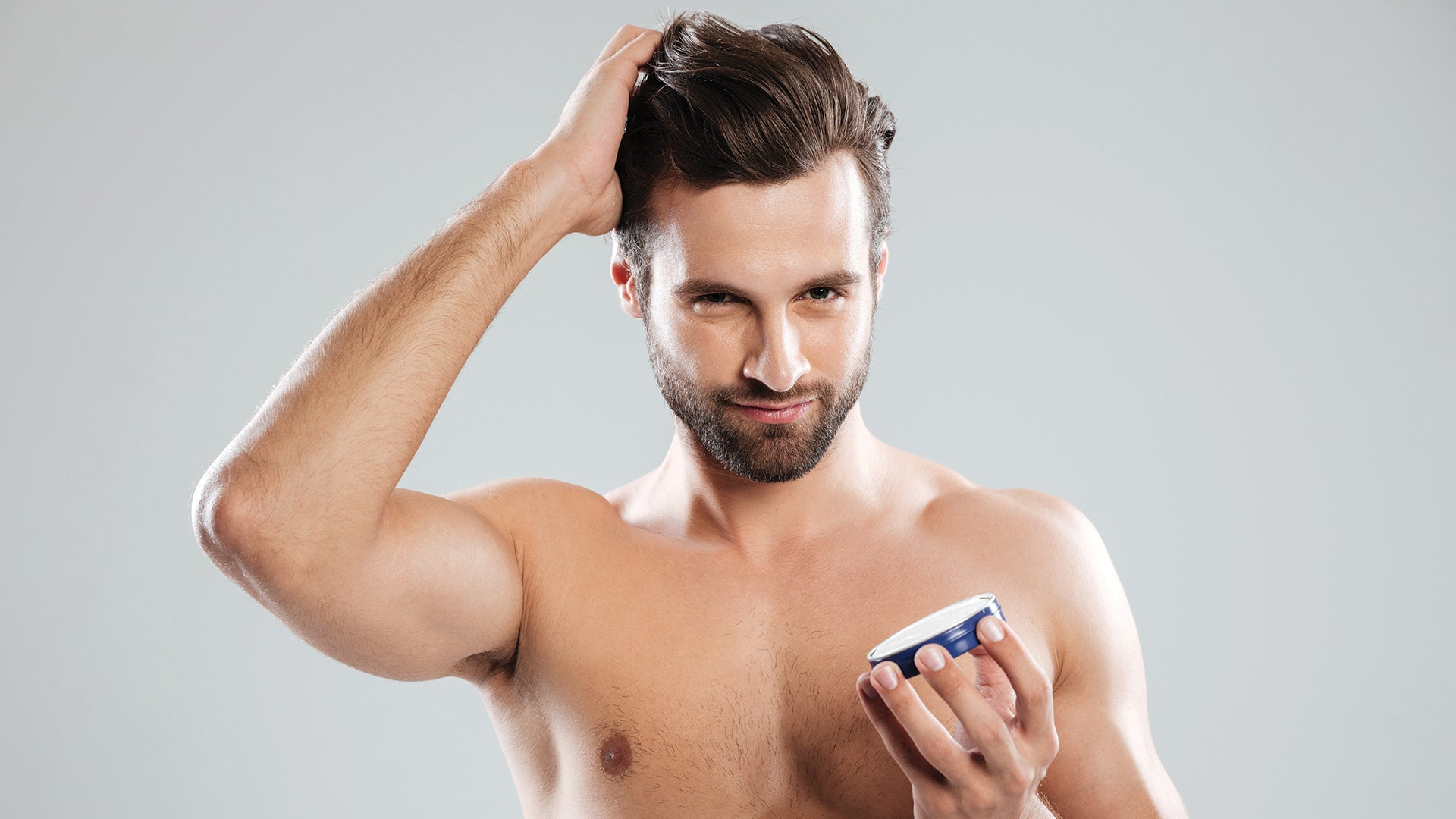 Hair Cream - Hair Care Products for Men