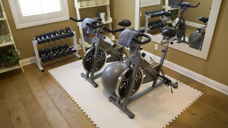 Home gym for bachelor men - Awesome Men