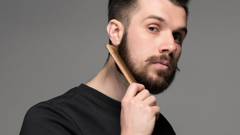 Brushing your beard - Beard Grooming Tips