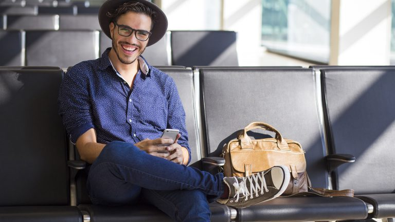 4 Stylish Airport Looks For Frequent Travelling Men Awesome Men Cinthol