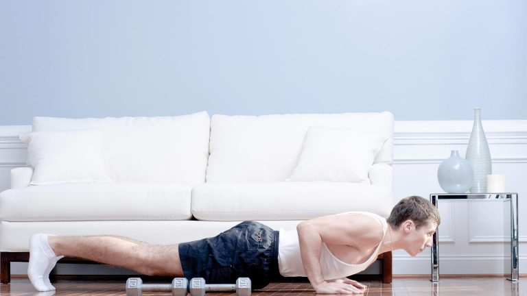 Press-up - Home Workout for Men