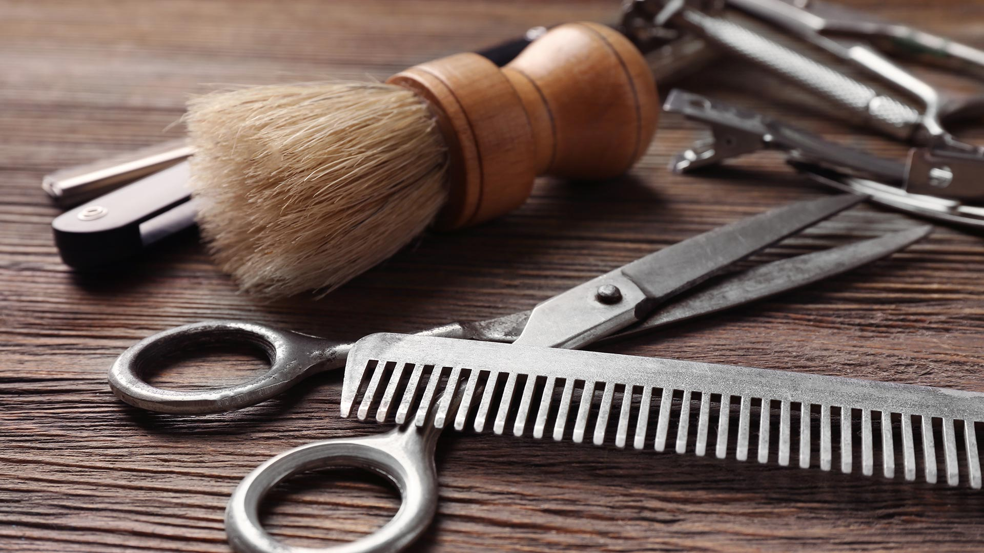 Men's grooming set - Beard Grooming Tips