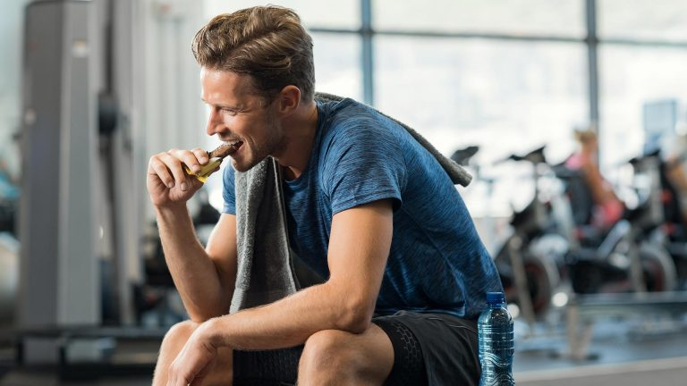 Gym Bag Essential - Protein Bars