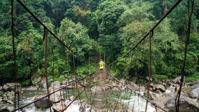 Adventure Travel - Shillong to Cherrapunjee (Approx. Distance – 53 KM)