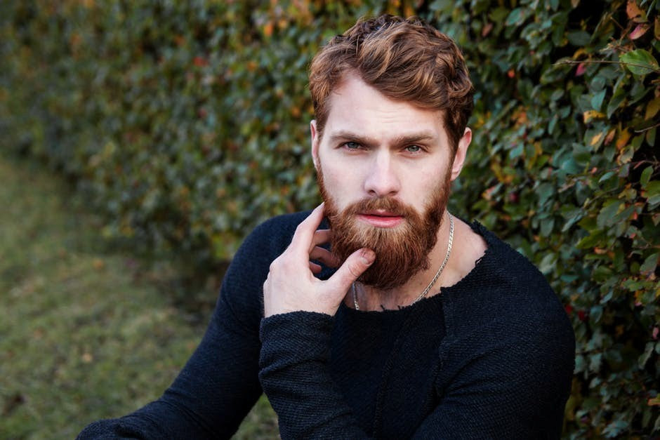 The Uniform Beard Style for Short Hair