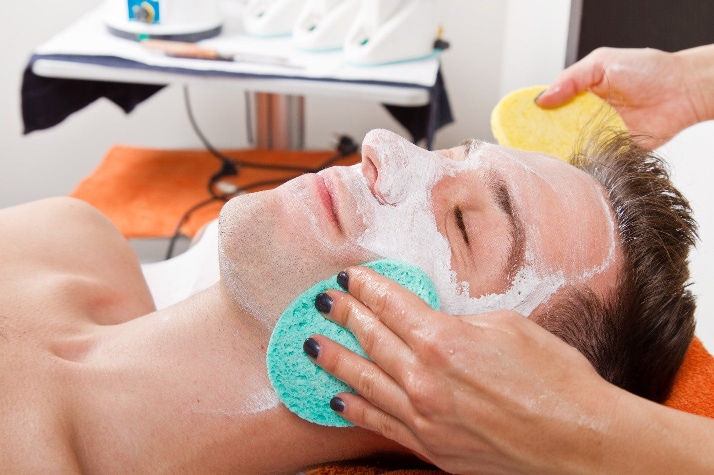 Facial Skin Care Guide for Men