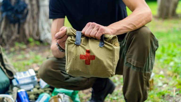 Carry a mini first aid kit - Travel Essential by Awesome Men Cinthol