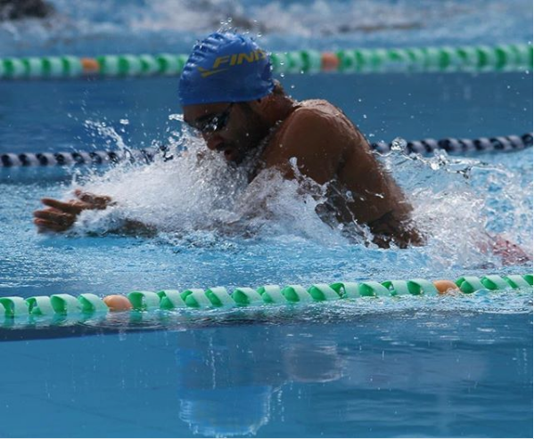 Sandeep Sejwal - Indian Swimmer