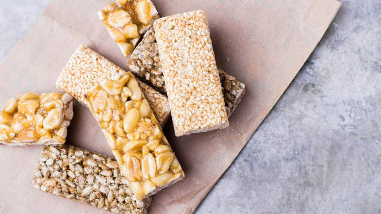 Pack a lot of protein bars - Travel Essential by Awesome Men Cinthol