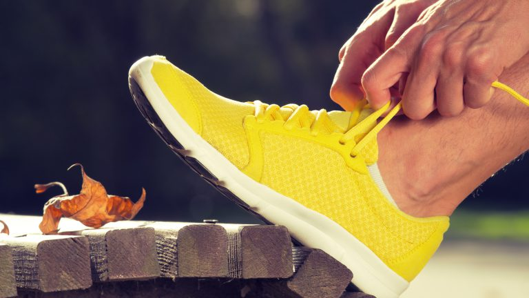 Perfect Size Running Shoes - Cinthol Awesome Men