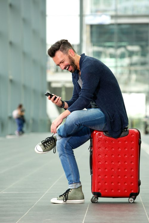 Casual Airport Look - Cinthol Awesome Men