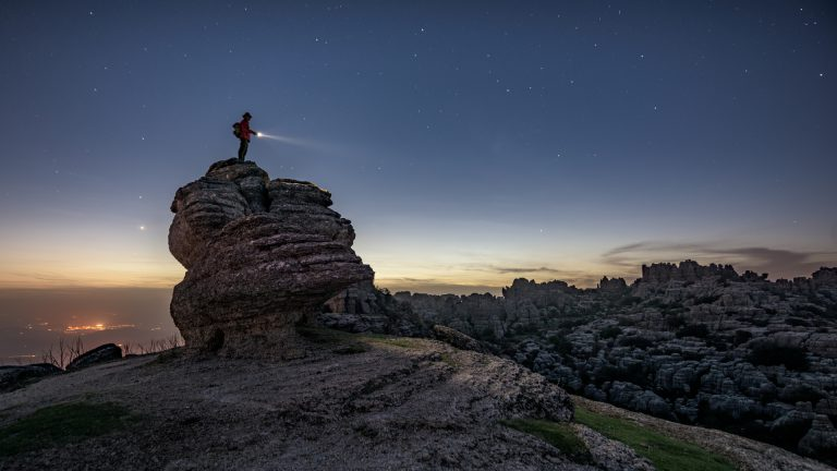 Invest in a headlamp - Travel Essential by Awesome Men Cinthol
