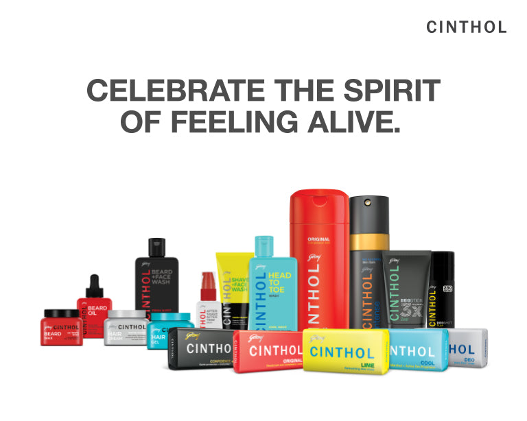 Awesome Men - Cinthol