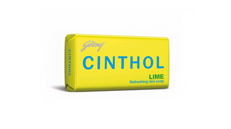 Cinthol Lime Refreshing Deo Soap - Awesome Men