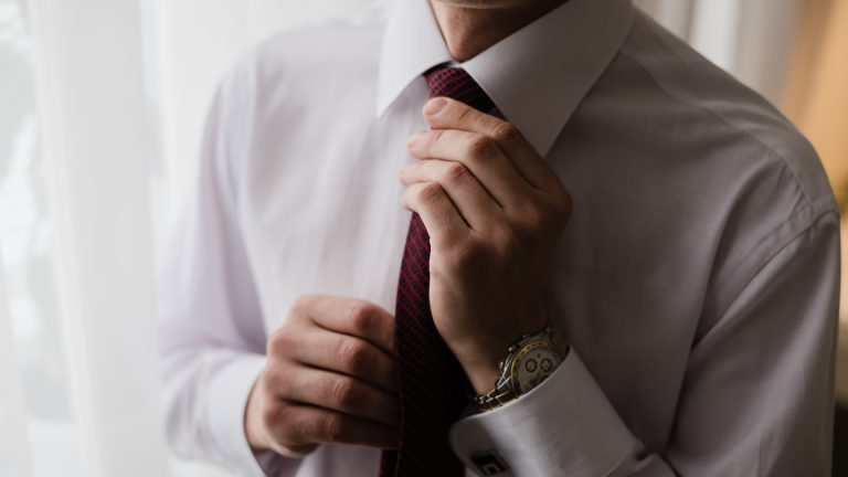Statement ties - Style Guide for job Interview