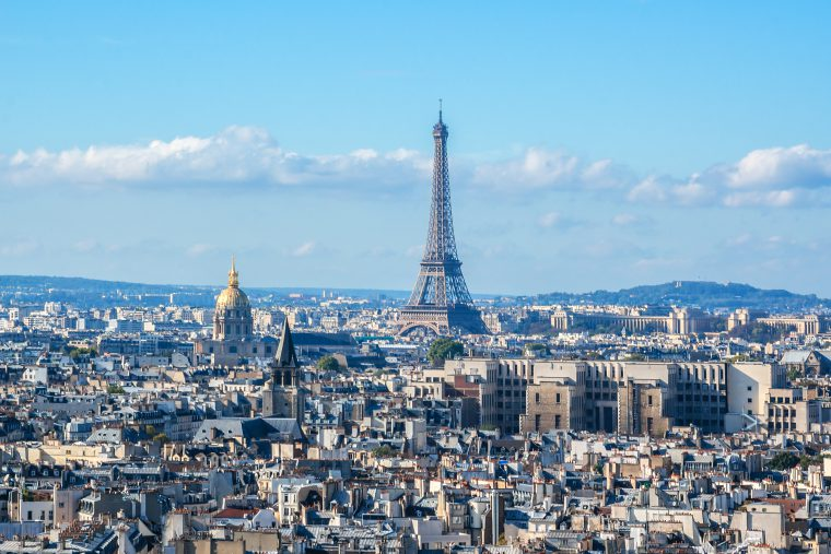 Paris - Best Destinations For Solo Travelers