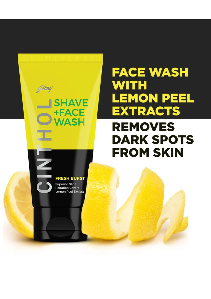 Cinthol Shave Face Wash