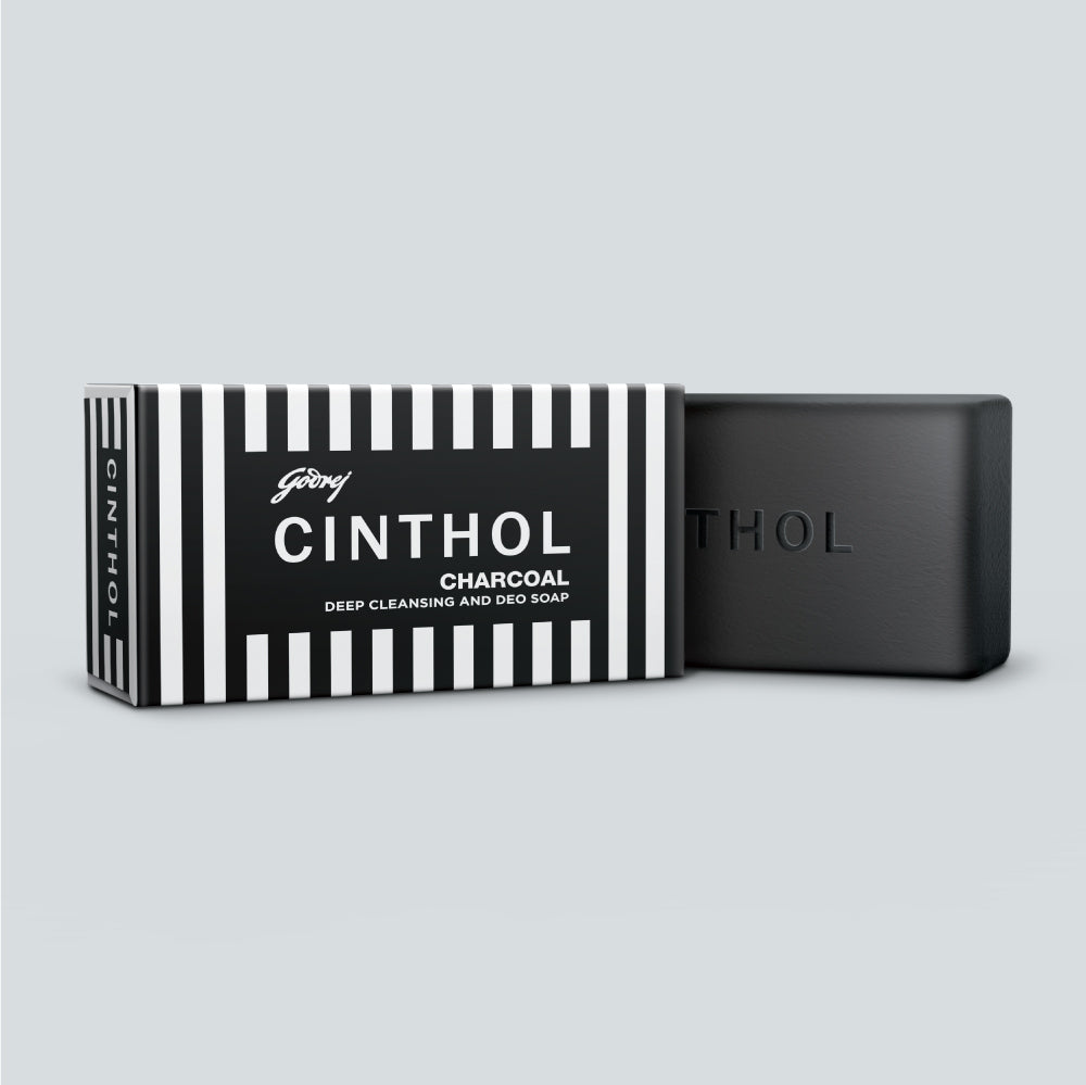 Cinthol Charcoal Soap