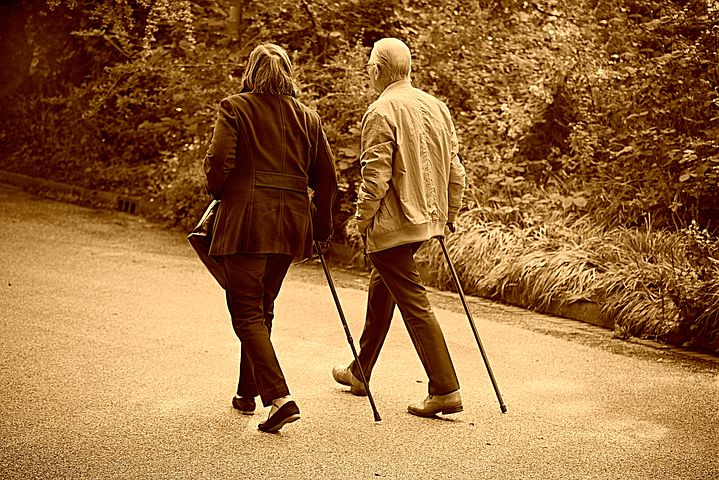 Walking Canes Vs Walking Sticks is there a difference and are they good for the elderly.