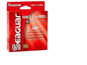 Seaguar Red Label 100% Fluoro  200yd 10lb       #10RM250
