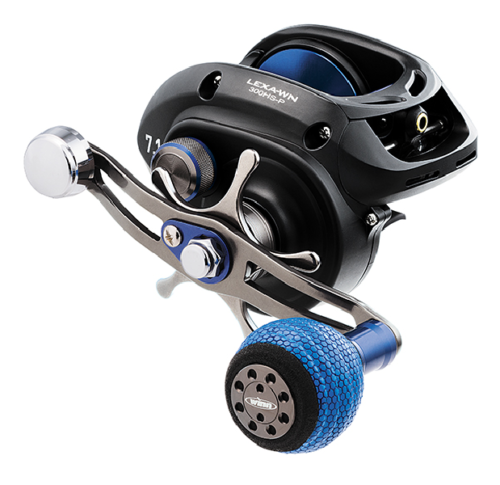 Daiwa Lexa Type WN Bait Casting Reel For The Big Ones