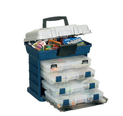 Plano Play 4-By Rack System with  bulk storage under the lid  #1364-00