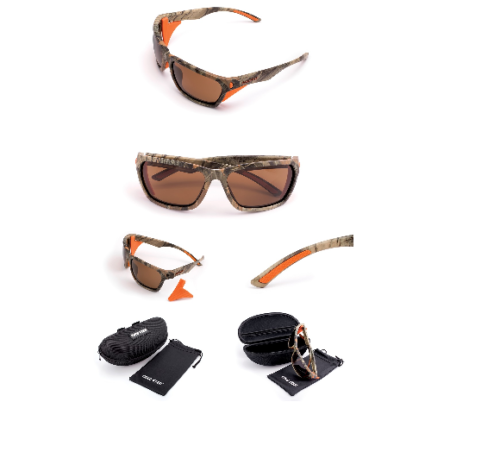 COLD STEEL BATTLE SHADES MARK III  features ergonamic frames for comfort